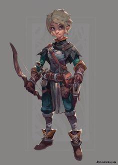ArtStation - Characters, Jason Nguyen