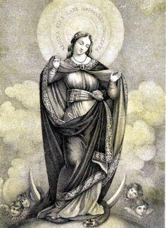 A Imaculada Conceição - Vas Honorabile
