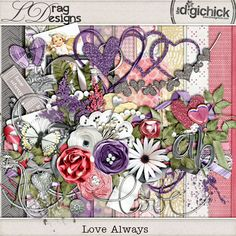 Love Always by LDrag Designs