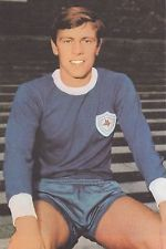 David Nish of Leicester City in 1968.