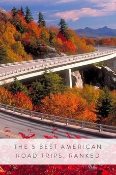 The 5 Best American Road Trips, Ranked via @PureWow