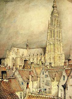 Breda, 1930, Jan Strube