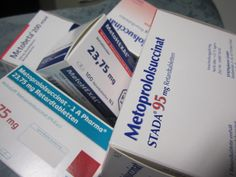 Metoprolol-Markt ausgetrocknet