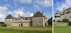 Le Château de Kergroadez