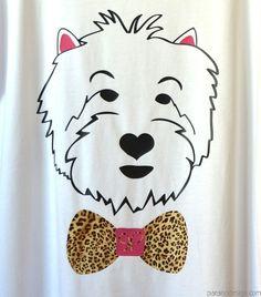 Camiseta customizada mascota - Paraiso Design: Regalos originales para ti, tu familia y tu hogar / Original gifts for you, your family and your home.