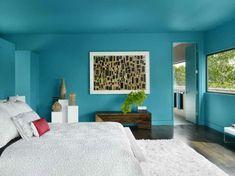 azul para techo