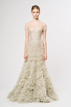 Well I found it. The dress of my dreams. Now to find someone who will spend a small fortune on it...