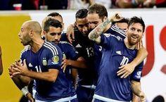 Argentina-Estados Unidos, Copa América 2016: la selección goleó 4 -0 y es finalista – Videos – AB Magazine