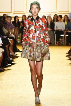 Thakoon Spring 2012 Ready-to-Wear Fashion Show - Xiao Wen Ju