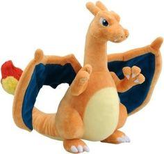 ' Charizard Pokemon Best Wishes Plush Doll Takara Tomy Japan '
