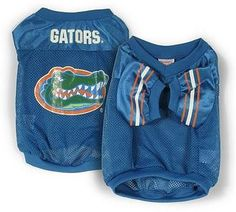 Sporty K9 Collegiate Florida Gators Football Dog Jersey XXSmall * Check this awesome product by going to the link at the image.