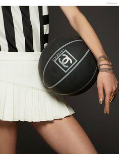 FGR Exclusive | Jaq Bueno by Blake Davenport in Good Sport #ranitasobanska #fashioneditorials #sportfashion