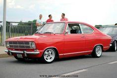 """1967-1973 Opel Kadett B Coupé """"F"""""""