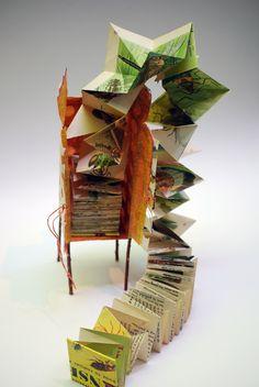 Ellen Sheffield | Handmade book