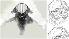 「Destiny」のビジュアルは日本の著名なアーティスト横山宏氏と竹谷隆之氏に強い影響を受けた、BungieがGDCパネルで紹介 « doope! 国内外のゲーム情報総合サイト