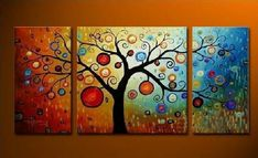 China wholesale Modern Abstract Tree Art Oil Painting On Canvas-TREE 1116 made in China, Short Description:Modern Abstract Tree Art Oil Painting On Canvas-TREE Art Painting, Simple Canvas Paintings, Oil Painting On Canvas, Tree Art, Painting, Modern Abstract Painting, Tree Of Life Painting, 3 Piece Canvas Art, Modern Art Abstract