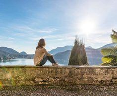 Ticino   #InstaTripTicino #morcote #visitticino #inlovewithswitzerland #innamoratidellasvizzera