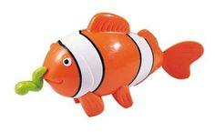 Tigex – Pez payaso nadador, juguete de baño (80800297)