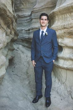 Intimate Beach Elopement in San Clemente | Brittany+Michael | Let's Get Married SoCal | Charla Blue Photography