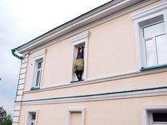Прикольные памятники в российских городах / Приколы