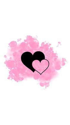 Pin by Zainab Shaikh on Insta icon Tumblr Wallpaper, Emoji Wallpaper, Heart Wallpaper, Cute Wallpaper Backgrounds, Wallpaper Iphone Cute, Love Wallpaper, Cute Wallpapers, Screen Wallpaper, Phone Backgrounds