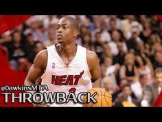 NBA Dwyane Wade dunk - Rookie Challenge - YouTube