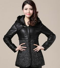 2013 women Fleece jacket, slim Wide-waisted Zippers, long woolen coat, M-4XL