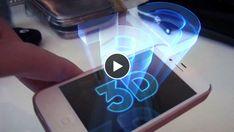 Après neuf années de travail, la société californienne Ostendo Technology a réussi à créer un système de projection...