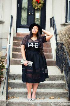 Plus Size Fashion Inspiration #curvyliciousfashion