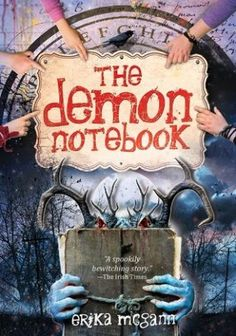 The Demon Notebook -- four stars from My Book Addiction!  http://mybookaddiction.com/review-the-demon-notebook-by-erika-mcgann/