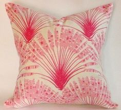 Christopher Farr Cloth Brisa in Hot Pink