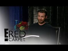 Have Chris Evans and Robert Downey Jr. Ever Butted Heads? | E! Live from the Red Carpet - YouTube