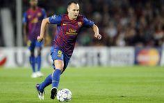Mercato Barcelone : Un départ envisagé pour Andrès Iniesta ? - http://www.europafoot.com/mercato-barcelone-depart-envisage-andres-iniesta/