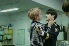 YOONGI | HOSEOK | Just kiss him already or Jimin will
