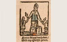 Volksprent 'Raare Snaken' ca. 1736-1780,