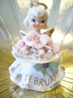 Image result for vintage sugar figurines