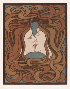The Kiss, P. Behrens