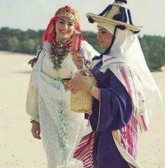 Traditional Fashion Ethnic Historical Photos Morocco Le Sud Mosaic Madrid Monde Scenery