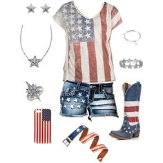A fashion look from October 2013 featuring v-neck tops, Miss Me and silver rings. Browse and shop related looks. Country Girls, Country Style, My Style, Summer Shorts, Summer Outfits, Ashley Clothes, Dress Outfits, Dress Up, October 2013