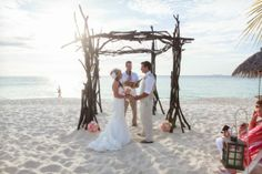 wedding in aruba bucuti tara beach