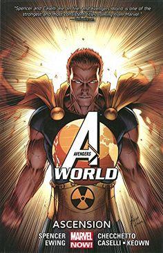Avengers World Volume 2: Ascension by Nick Spencer