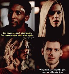 """#TheOriginals 4x13 """"The Feast of All Sinners"""""""
