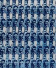 Nicolas NOVERRAZ                                        Sérigraphie 45 billets de 100 CHF (no 617) Andy Warhol, Oeuvre D'art, Les Oeuvres, Homemade, Artist, Home Made, Hand Made