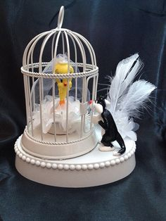 1000 Ideas About Tweety Cake On Pinterest Bird Cakes