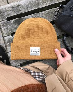 Ravelry: The Oslo Hat pattern by PetiteKnit Oslo, Crochet Slippers, Knit Crochet, Cute Beanies, Magic Loop, Circular Needles, Stockinette, Knitted Hats, Knitting Patterns