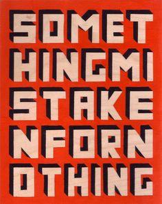 something/nothing