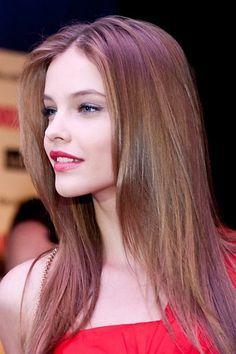 Barbara Palvin - Beautiful hair!
