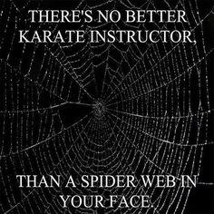 Instant ninja! Haha!