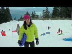 Mount Seymour Winter Activities fun for the entire family.