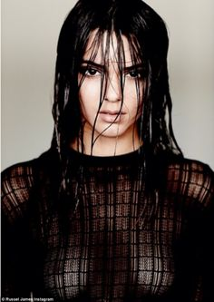 Kendall Jenner posted this controversial modelling snap on her Instagram this week